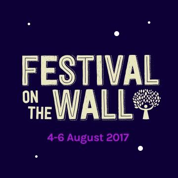 Festival On The Wall logo