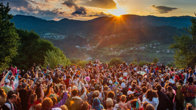 Meadow in the Mountains Festival Share their environmental report and plans for 2022